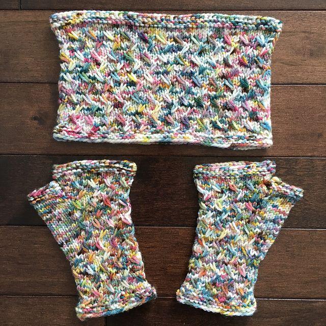 Kylebeg Cowl pattern by Helen Kurtz | Knit in the round ...
