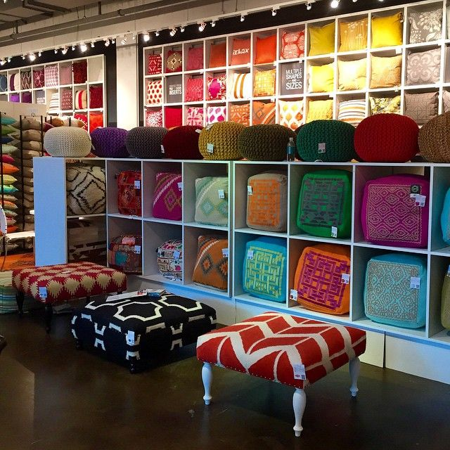 Is This The Same High Point Furniture Market: Surya Showroom At The High Point Furniture Market