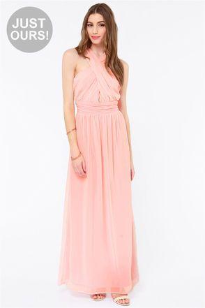 maxi dress gala
