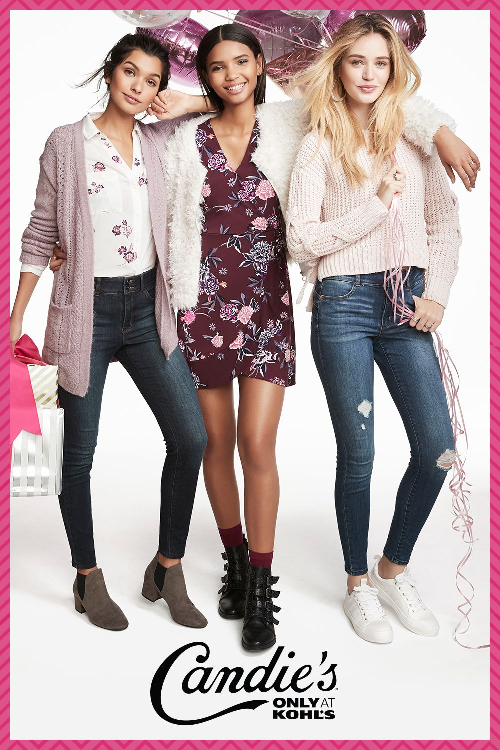 15ae6e034123f  Tis the season and Candie s at Kohl s has all your must haves! From cozy  cardis to flirty dresses—this is going to be your best holiday ever!