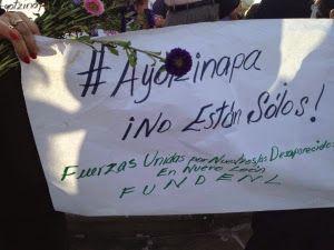 Los Rostros de México: El caso Ayotzinapa y la confusión gubernamental