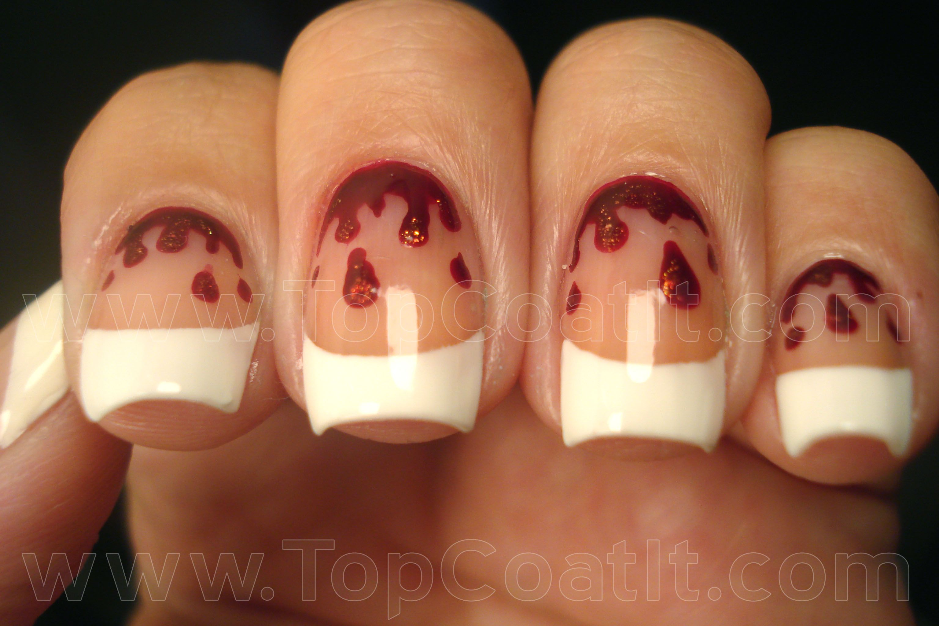 Bloody Cuticles | Hair, nails, & other necessities | Pinterest ...