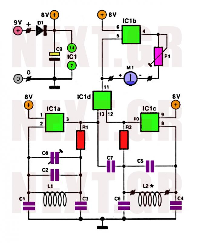 pin by eugene savva on electronics pinterest circuit electronic rh pinterest com au DC to DC Converter Circuit Diagram Basic Electronic Circuit Diagram