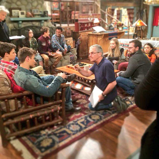 Girl meets world cast behind the scenes