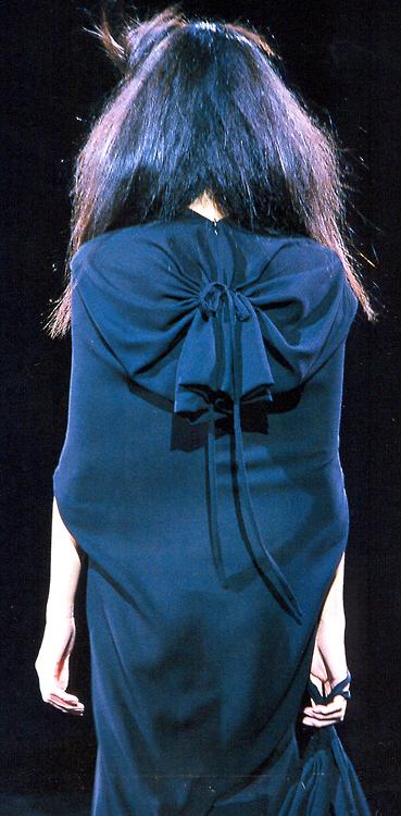 "archivings: ""Yohji Yamamoto Spring/Summer 2001 """