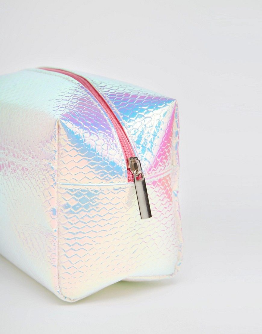 Holographic Makeup Pinterest beauty Mermaid beauty Bag x0BwqZdvz