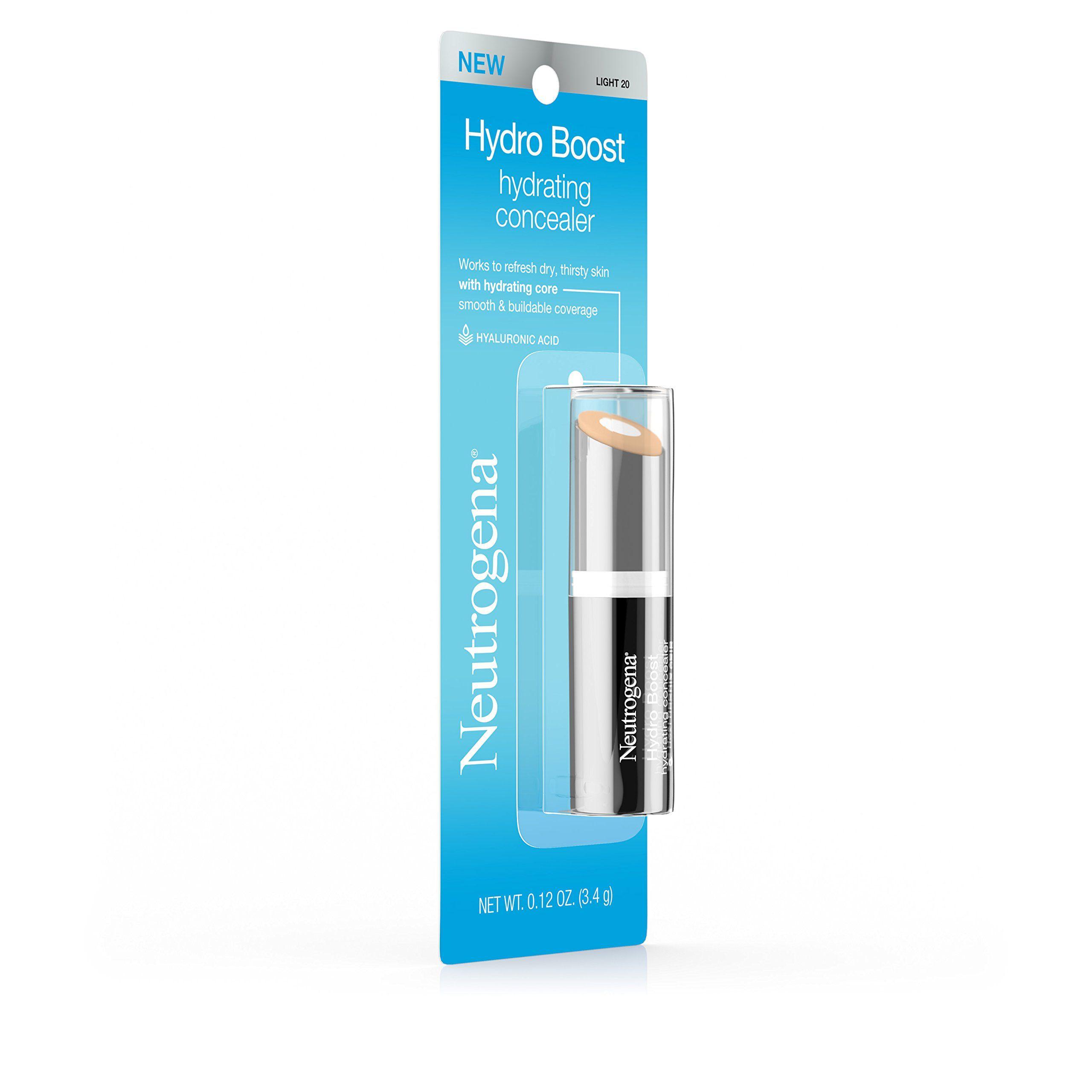 Neutrogena Hydro Boost Hydrating Concealer 20 Light 0.12