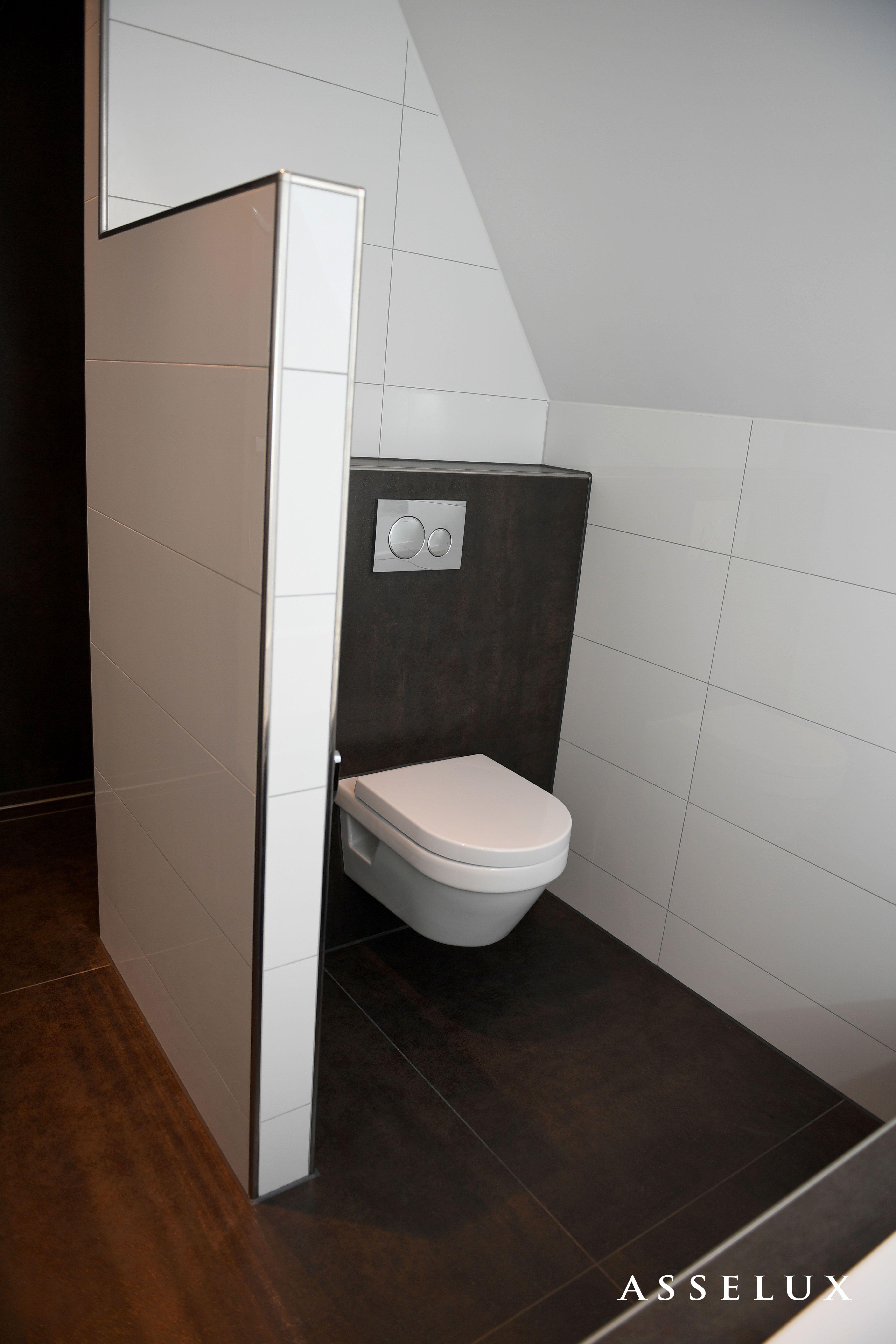 Asselux | Pre-fixed toiletombouw | Badkamer | Keramiek ...
