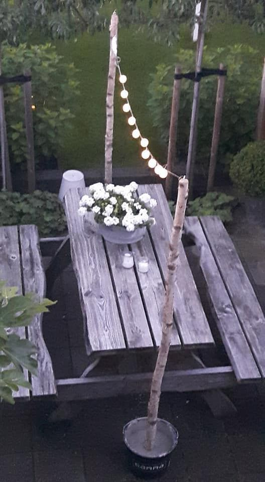 Balcony #campsiteideas Balcony #fairylights