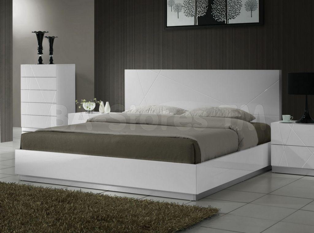 white lacquer bedroom furniture - bedroom interior ...