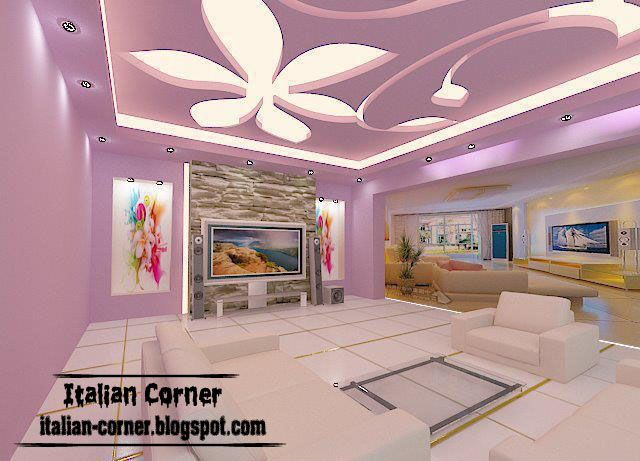 Modern Gypsum Ceiling Designs 2014 Gypsum 9155screen Part 72