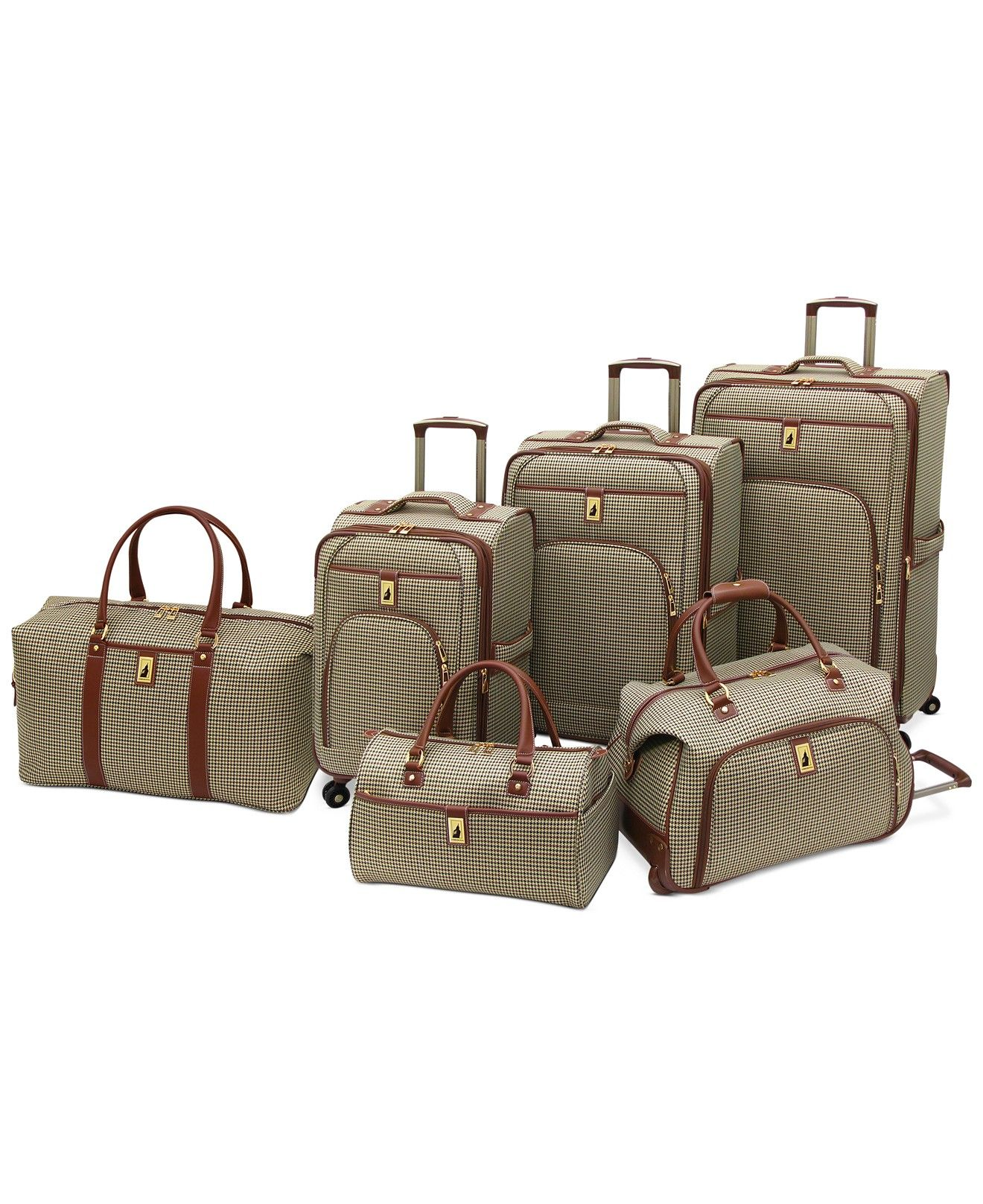 London Fog Cambridge Spinner Luggage - London Fog - luggage ...