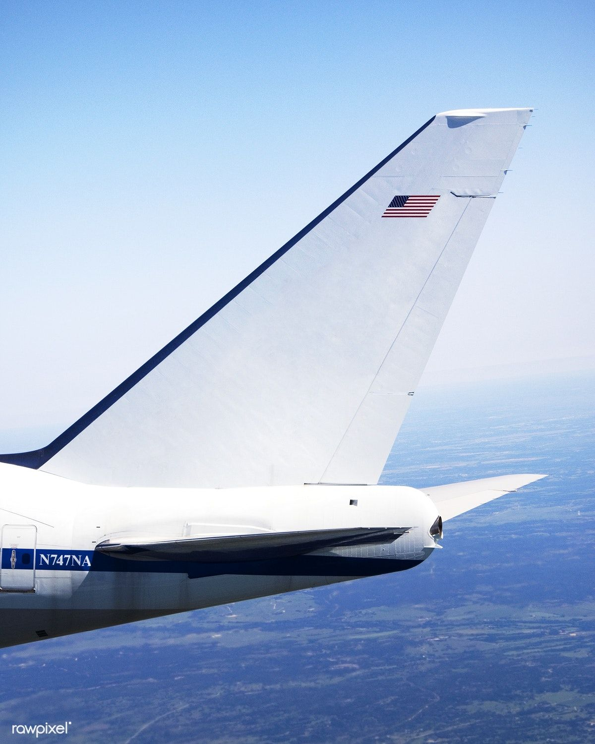 Logos Of Nasa And The German Aerospace Center Dlr Are Displayed Prominently On The Tail Of The Stratospheric Observatory For Infrared Astronomy Sofia 747sp Med Billeder