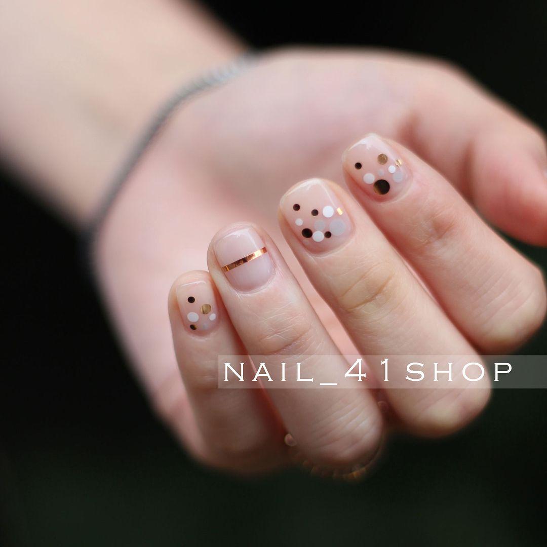 Pin de Caro Cont en Uñas gelish | Pinterest | Diseños de uñas ...