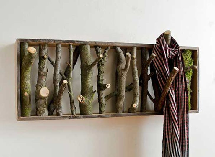 Beautiful Ideas To Give A Rustic Style To Your Home Diy