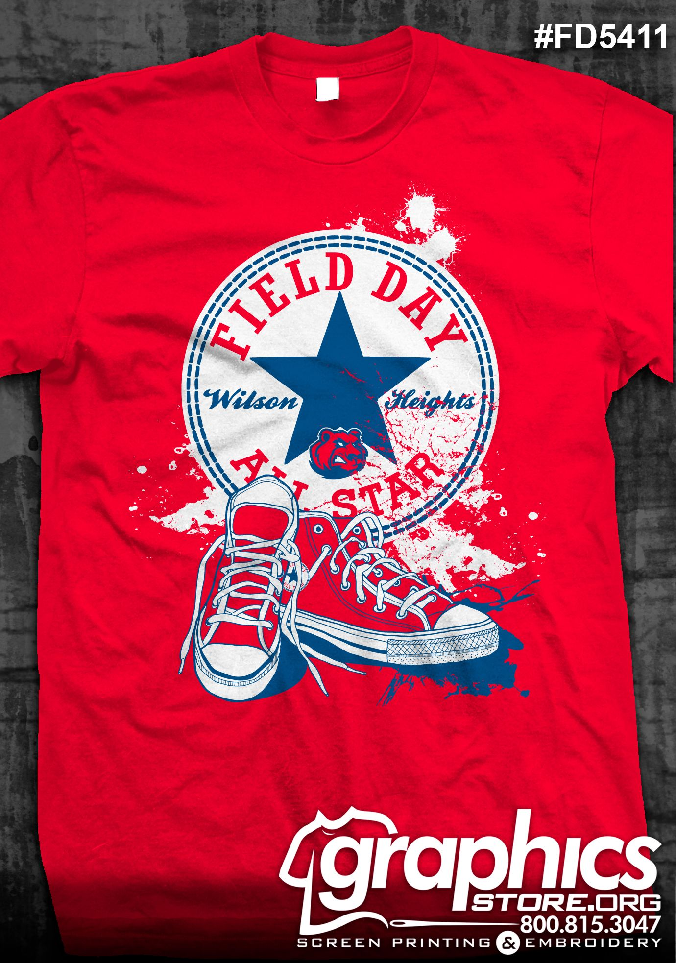 Template Tuesday...Show off your Field Day All Stars. Need