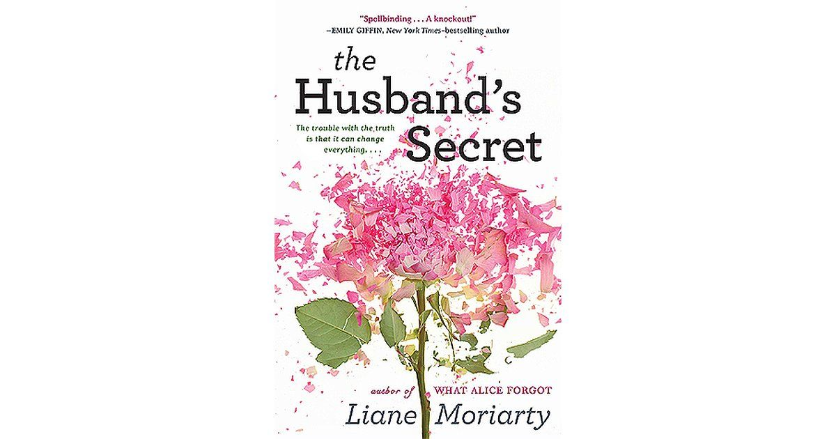 At the heart of the husbands secret is a letter thats