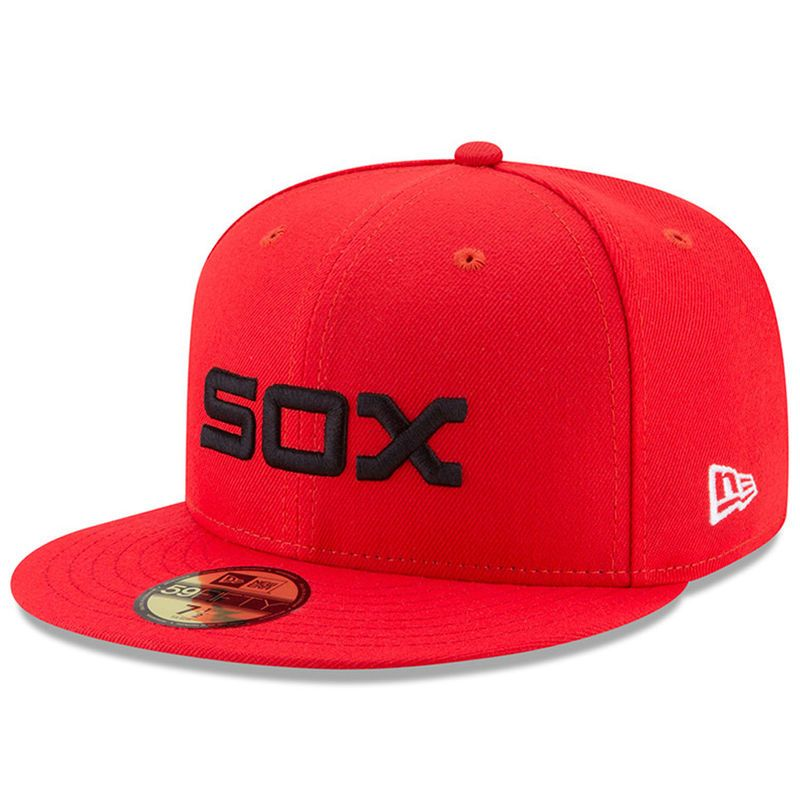 9fb70664e Chicago White Sox New Era 2017 Players Weekend 59FIFTY Fitted Hat - Red