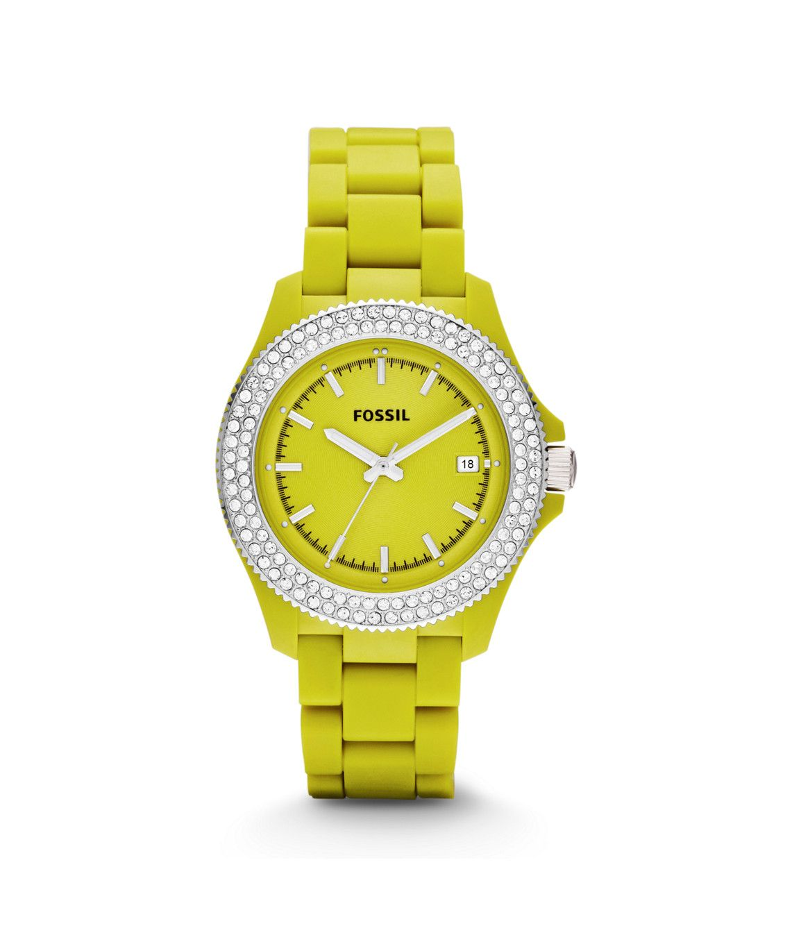 Fossil Female Dress Watch  AM4470 Lime Analog          Sale price. $74.95