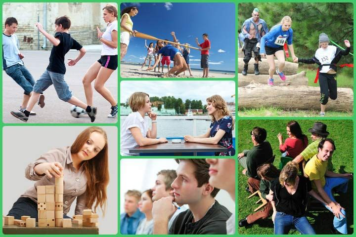 10 Creative And Fun Group Activities For Teenagers | Group