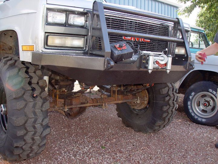 Off Road Suburbans Sweet Oobs Blazer Suburban Offroad Bumpers Truck Bumpers Chevy Trucks Off Road Bumpers