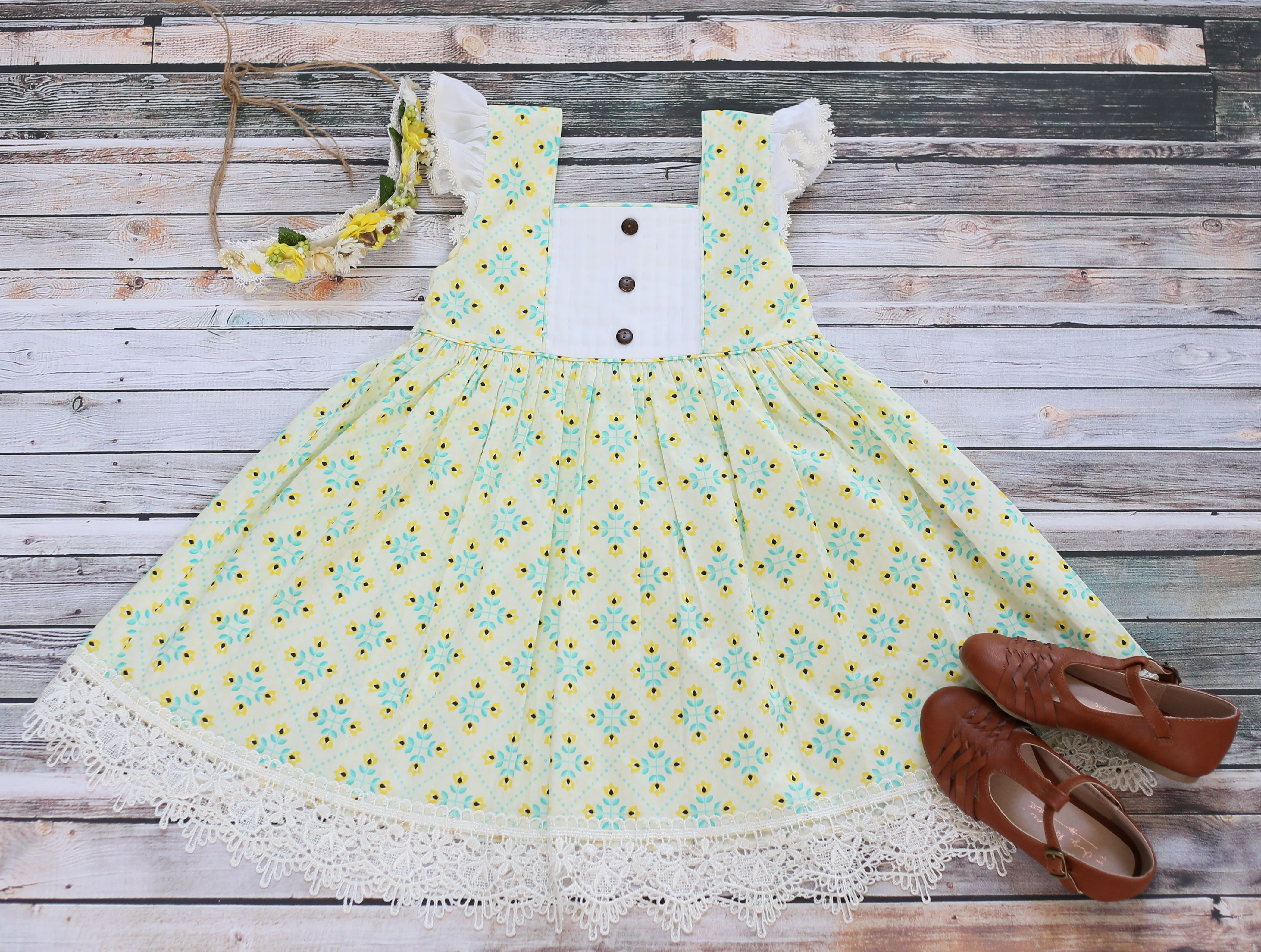 """Rebecca"""" Dress PREORDER Be Girl Clothing girl clothing baby"""