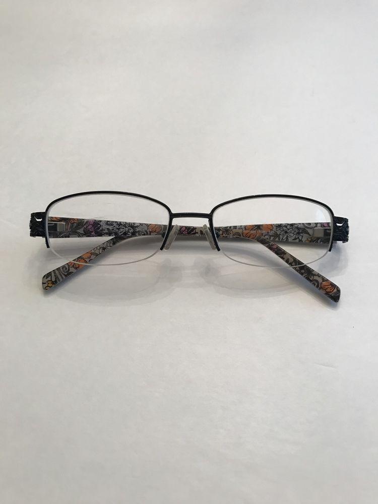 vera bradley rx glasses frames hazel tea garden tgn 135 - Ebay Eyeglasses Frames