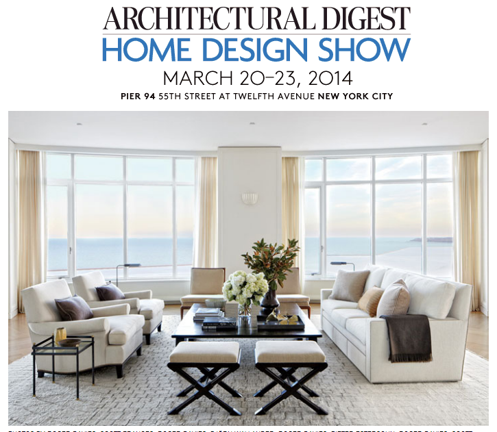 The Entertaining House: MADE At The Architectural Digest Home Design Show