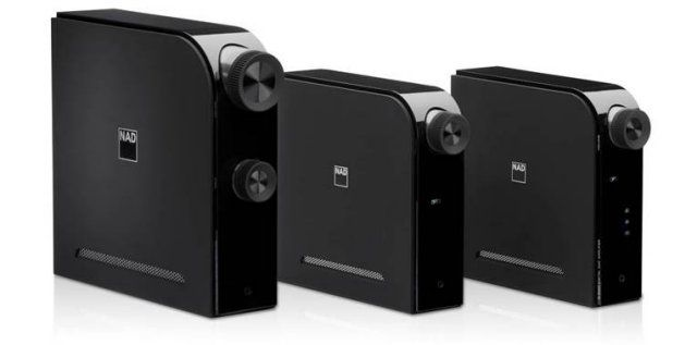 NAD Celebrates 40 Years with Three Digital Audiophile Offerings