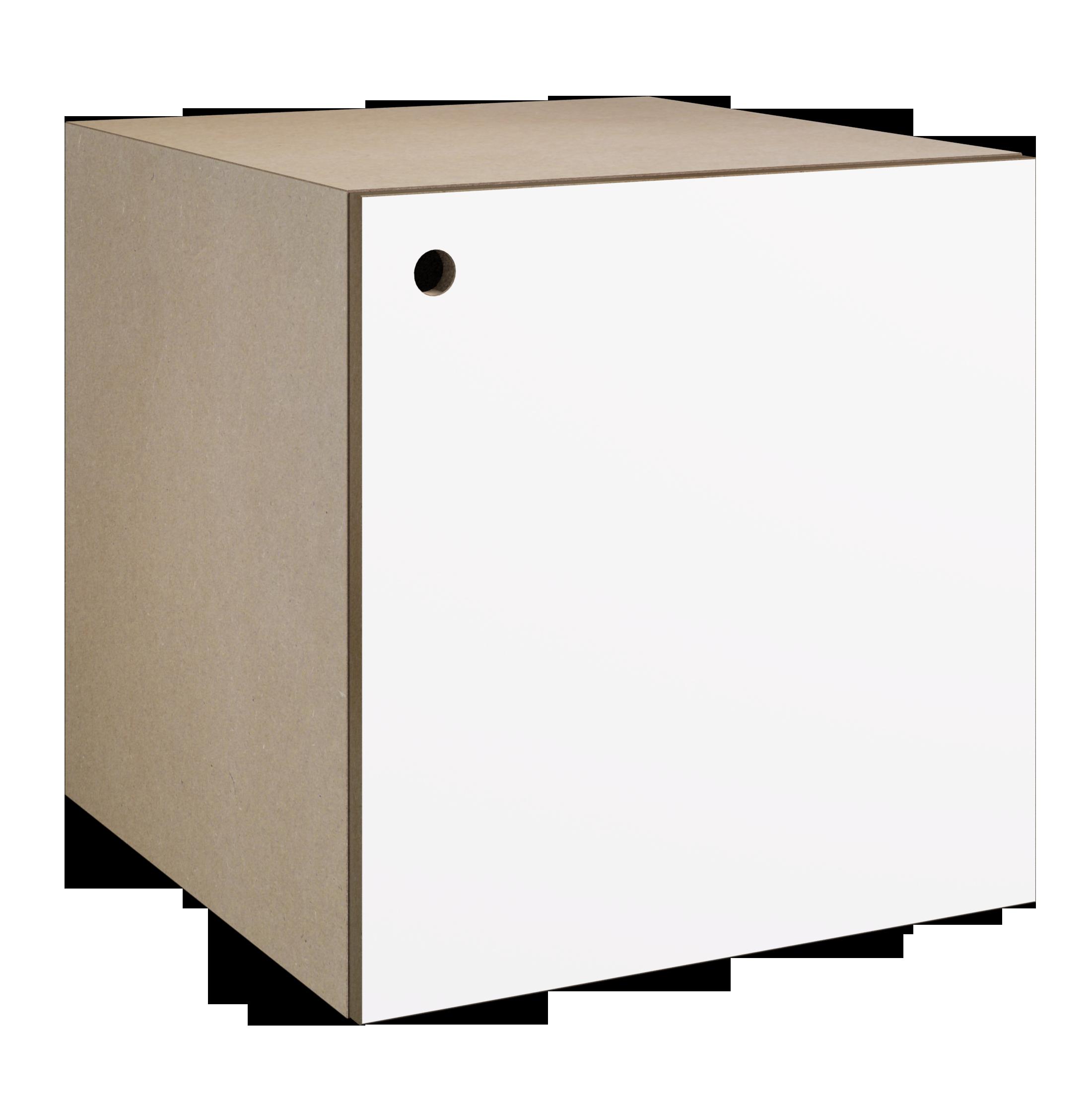 modul 1 1 natur mit t r stocubo regalsystem w rfelsystem w rfel w rfelregal regal schrank. Black Bedroom Furniture Sets. Home Design Ideas