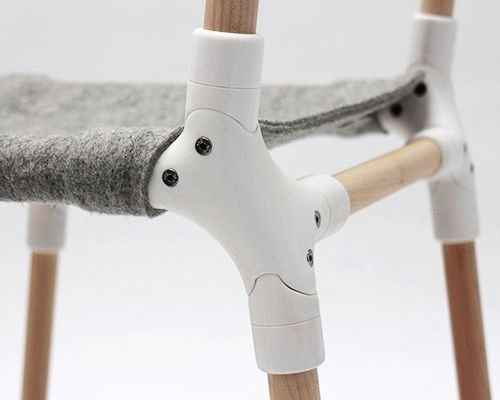 Attirant Plumb Modular Furniture Features Customizable Connections Maybe Something  For 3D Printer Chat?