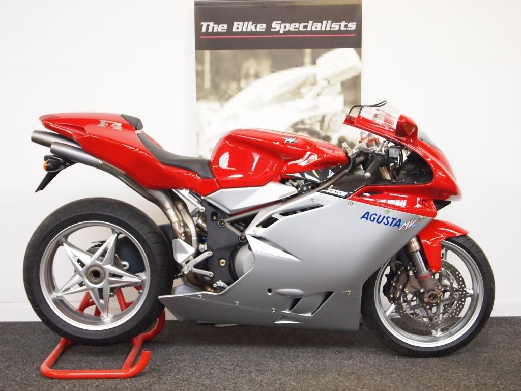 MV Agusta F4 750 F4 SR LIMITED EDITION PRISTINE CONDITION, 0.7 Petrol,  Manual, 500 miles, red and silver, 0 doors, 1 owner at The Bike Specialists  for ...