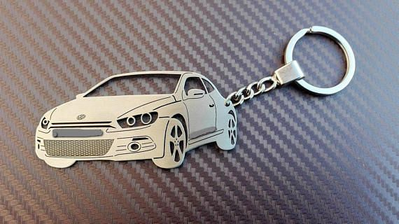 Keychain For Your Car Model Personalized Keyring Car Keychain