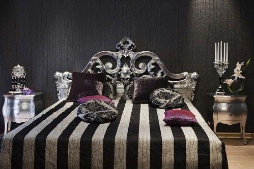 18++ Gothic black bedroom sets trends