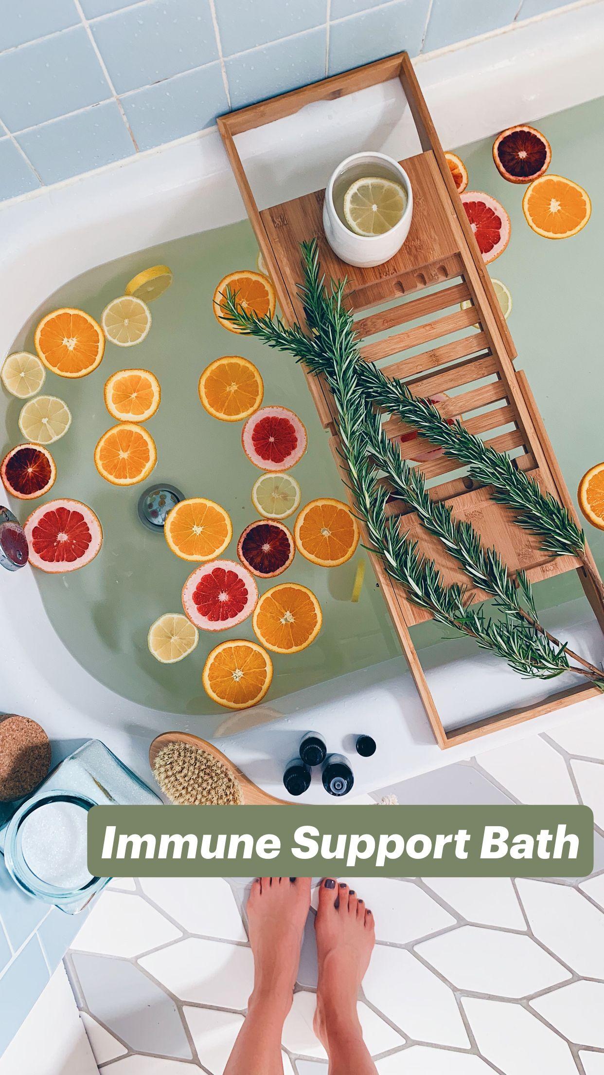 Immune Support Bath