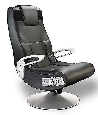 Cool Gaming Chairs Kids Gamer Video Game Best PC Xbox Wireless Speaker Ergonomic