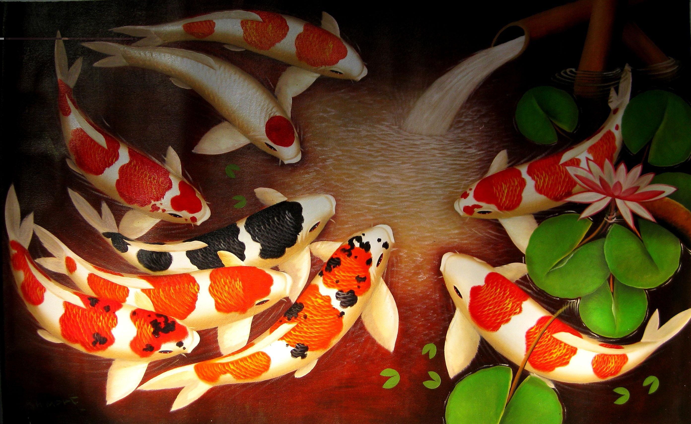 9 ส ตว มงคง เสร มฮวงจ ยบ าน หม ปลา ไก