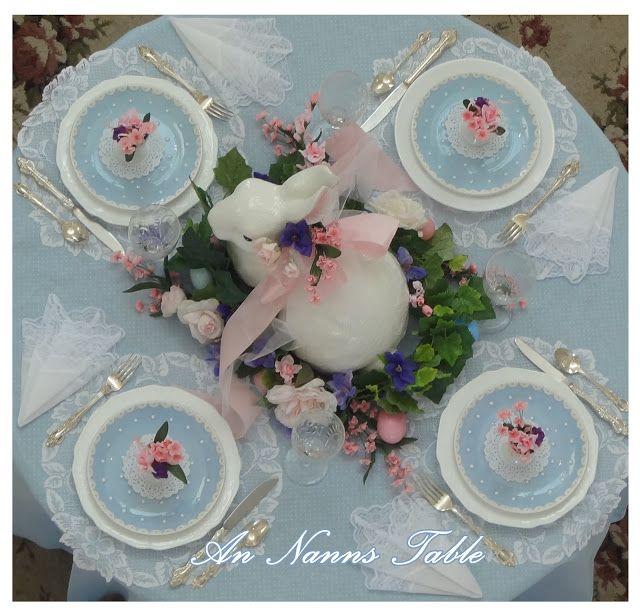 At Nanns Table: April 2012