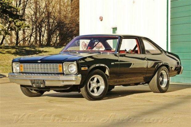 7k Miles 355 4 Speed Chevrolet Nova Chevrolet Nova Chevy Nova
