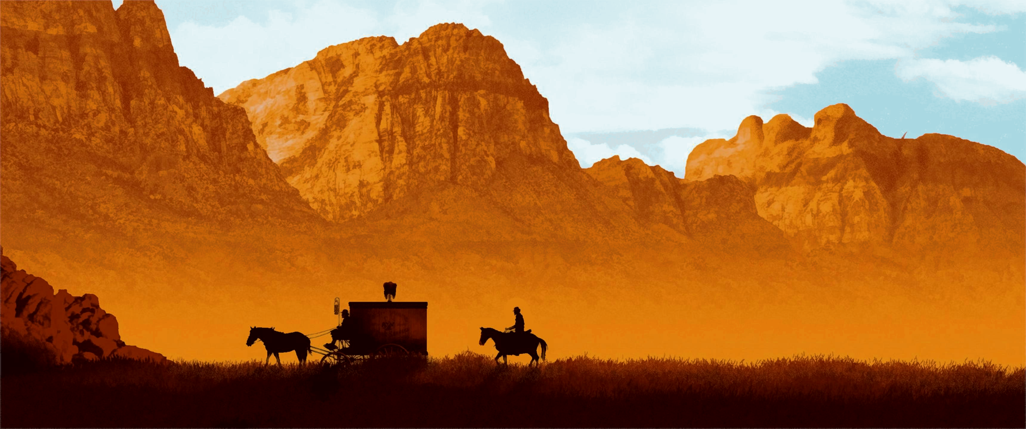 Django Unchained 3440x1440 Music Indieartist Chicago