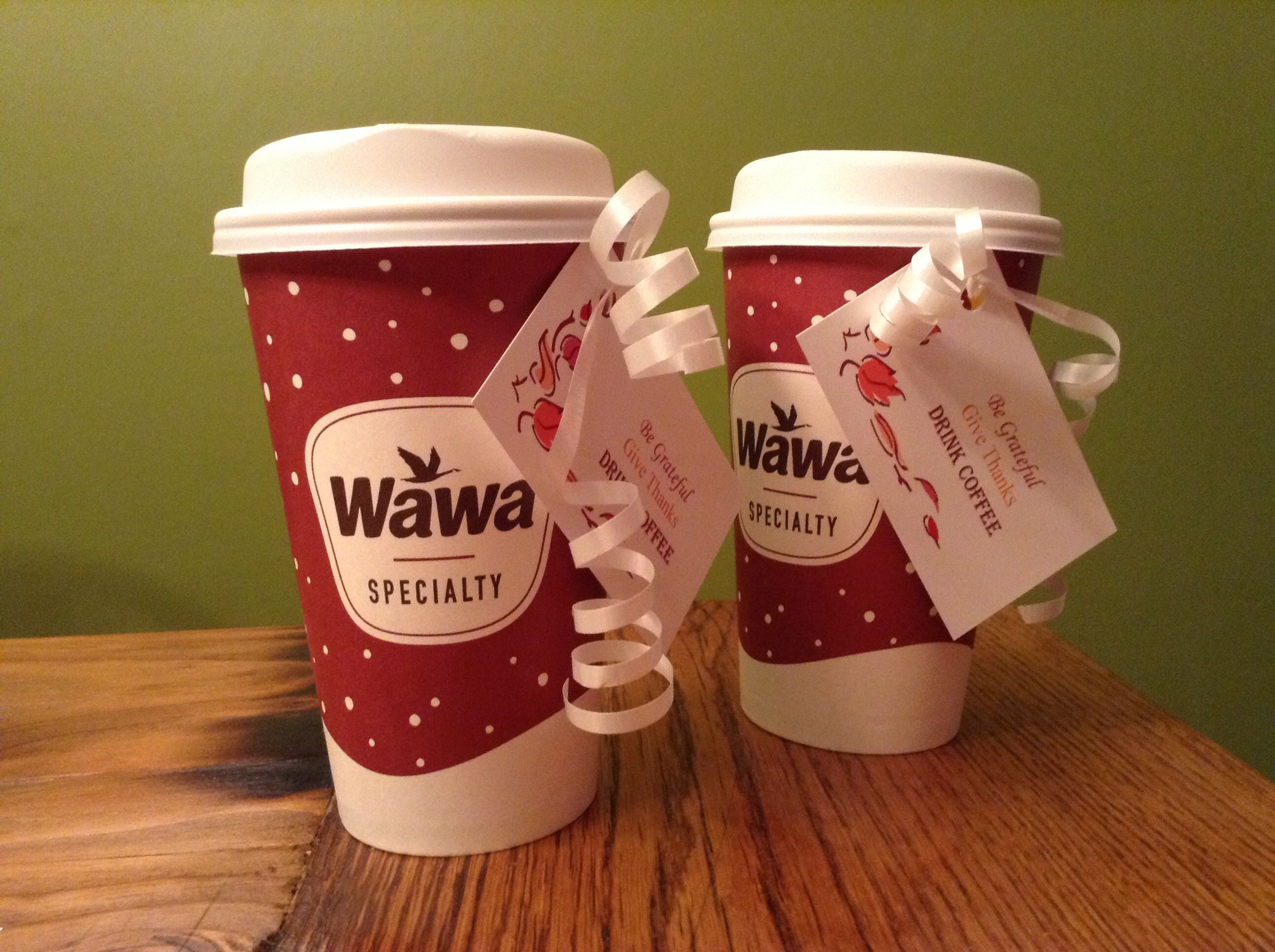 Wawa gift card teacher gift for Thanksgiving, but would work any ...