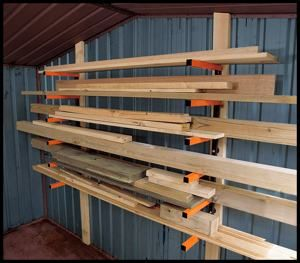 Organizing Rack For Wood Storage Also Available Online From Home