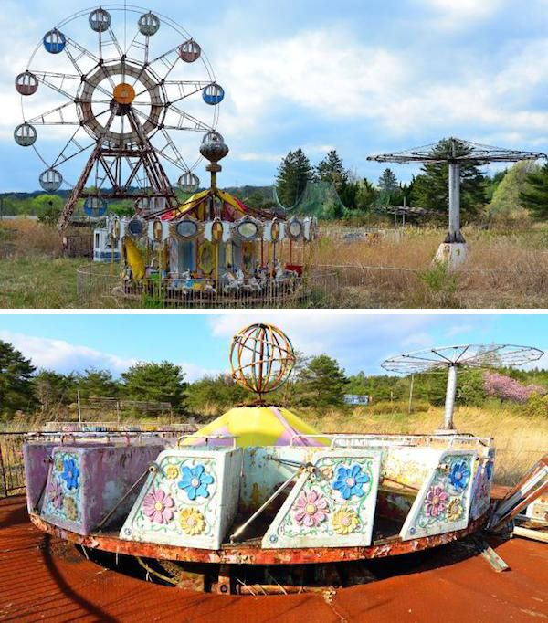 8 Creepy Abandoned Theme Parks (With Images)