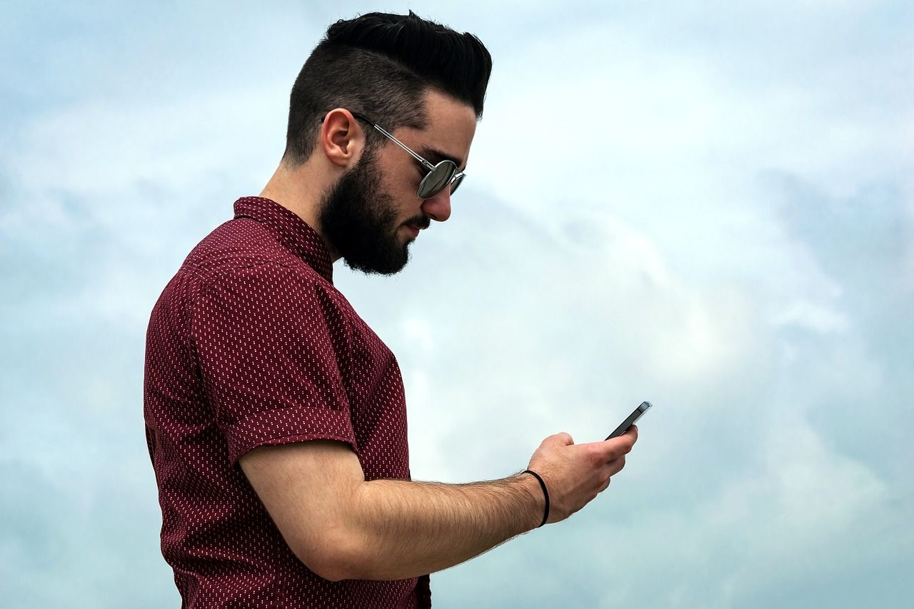 Online dating super profile
