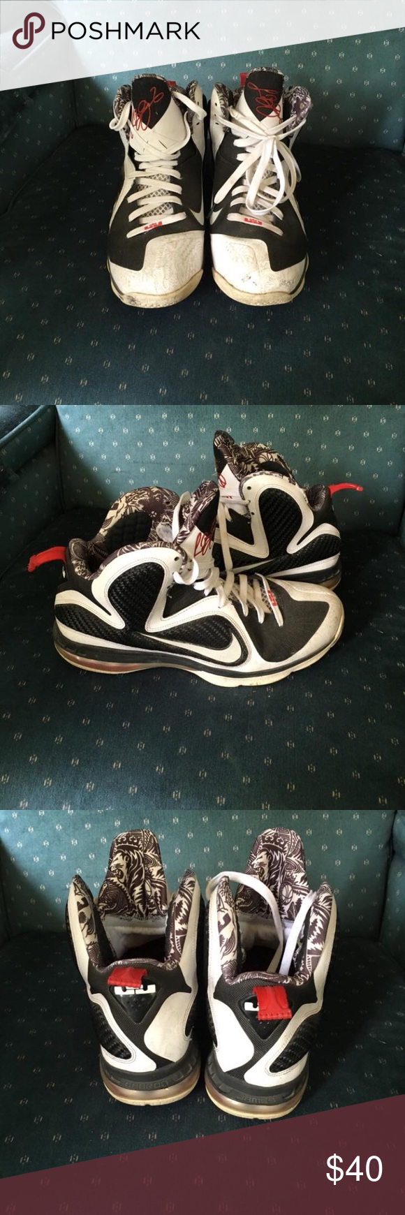 "outlet store 62232 3dc37 Nike LeBron 9 ""Freegums"" sneakers size 11.5 Nike LeBron 9 ""Freegums""  sneakers"