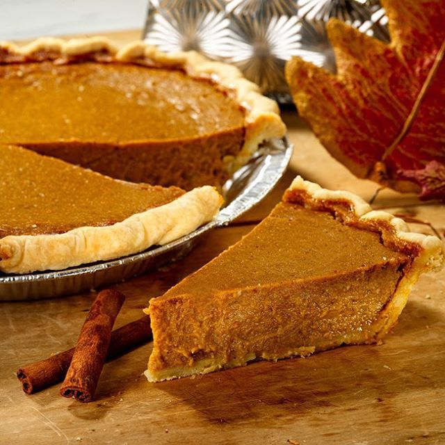 Magnolia Bakery On Instagram National Pumpkin Pie Day Is Upon Us Let S Celebrate With A Slice Tag Someone Who Loooooves P Bakery Recipes Pumpkin Pie Bakery