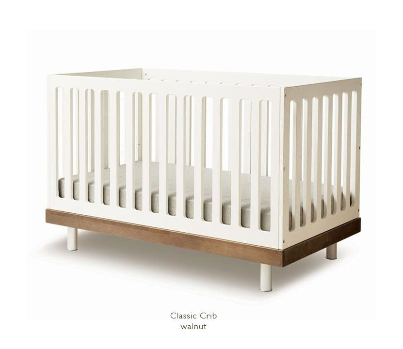 Oeuf Classic Collection Crib at Black Wagon