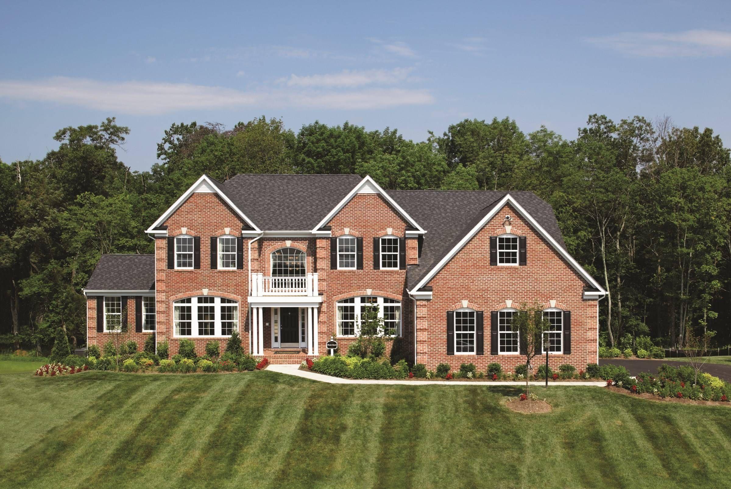 Custom home in maryland builders k hovanian homes