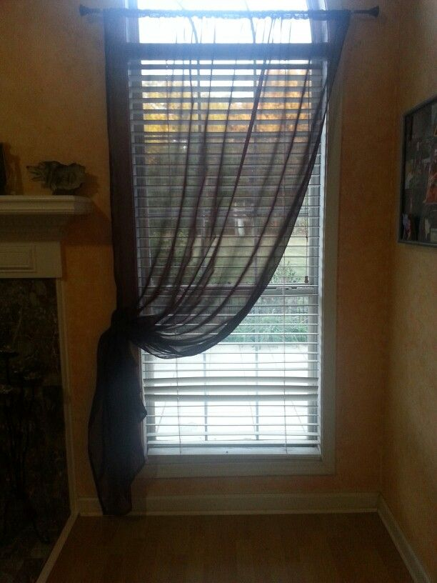 Swoop curtain