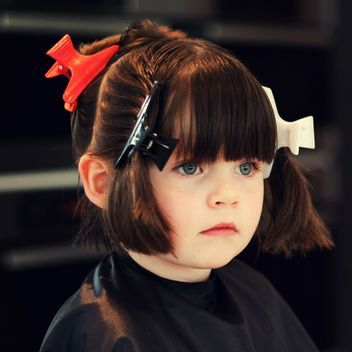 This Little Girl Explaining Why She Wants to Be a Hairstylist Is Beyond Adorable: Lipstick.com